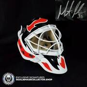 Martin Brodeur Signed Goalie Mask Classic New Jersey Signature Edition Autograph