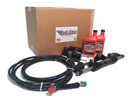 Seastar Hydraulic Steering Kit Hk6320a-3 Hk6400a-3 20ft Hose - Remanufactured