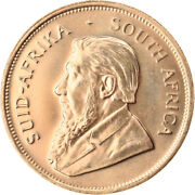 [864286] Coin South Africa Krugerrand 1980 Gold Km73