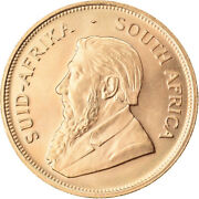 [864287] Coin South Africa Krugerrand 1982 Gold Km73
