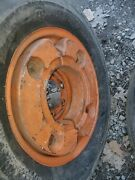Kubota Tractor M1400  Front Weight Wheel Weights. 4 Pieces For 16 Inch Rims