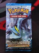 Unopened Black And White Noble Victories Booster Pack - Pokemon Cards