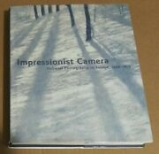 Impressionist Camera Pictorial Photography In Europe 1888-1918 Hc Book Prodger