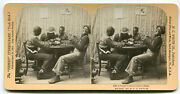 Stereo Cards By H. C. White And Co Dated 1901 - 1902 - African American