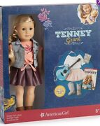 Tenney Full Size American Girl Doll Set Discontinued Rare Find