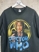 Vintage 1996 Doctor Who Tv Show Promo Graphic Tee Shirt Size 2xl