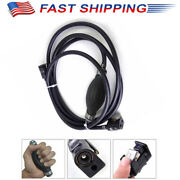 5/16and039and039 Fuel Line Hose Outboard Primer Bulb Fit For Yamaha/ Marine 6y2-24306-56