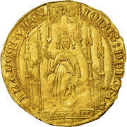 [486383] Coin France Jean Ii Le Bon Royal Dand039or Gold Duplessy293