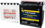 Fire Power Maintenance Free Sealed Battery Ctx16-bs-1 Replaces Ytx16-bs-1