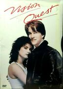 Vision Quest Snapcase Dvd 1998  Brand New / Factory Sealed / Never Opened