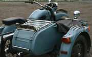Rear Bumper Of Sidecar For Motorcycle Ural.