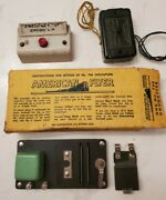 American Flyer No. 706 Uncoupler W Controller Uncoupler Buttons And Box