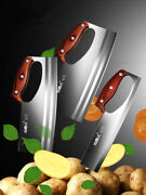 New Style Stainless Steel Cleaver Knife Duck Meat Vegitable Chopping Chef Knives
