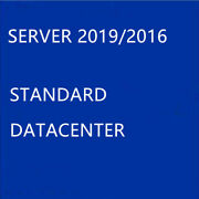 How To Active Server 2019 2016 Retail Standard And Data Center Install Dvd