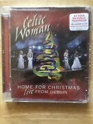 Celtic Woman Home For Christmas - Live In Concert Dvd, 2013 Brand New