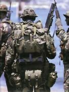 Us Military Alice Combat Field Pack - Medium - Complete - New Frame Set