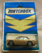 The Ultimate Matchbox Superfast No 74 Fiat Abarth 1982 Unopened Blister Pack