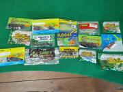 Huge Lot Soft Plastic Fishing Baits-lures-swimbait - 15 Packages - Free Shipping