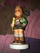 Schmid 1983 First Edition Hark The Herald Hummel Reproduction Vintage Ornament