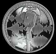 Greece 6 Euro Proof 2020 -75 Years Since The Establishment Of The National Radio