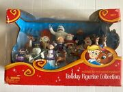 Rudolph The Red Nosed Reindeer Misfit Holiday Figurine Collection 20 Figure Set