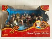 Rudolph The Red Nosed Reindeer Misfit Holiday Figurine Collection 21 Figure Set