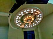 Led Operation Theater Light With German Led Lens Ot Room Paris54 Stainless Steel