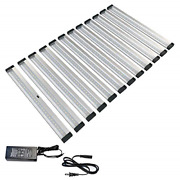 Eshine 12 Panels 12 Inch Led Dimmable Under Cabinet Lighting Kit, Hand Wave - -