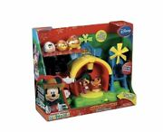 Disney Mickey Mouse Clubhouse Barnyard Dance Farm Playset Fisher-price Sound New