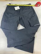 Terry Women's Cycling Commuter Pants With Chamois 2xl Xxl 7303-2