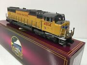 Mth 20-21272-1 Union Pacific Sd70m Diesel Engine 4014 O Scale 3 Rail New