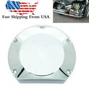Right Chrome Engine Clutch Cover Protection Guard For Honda Vtx1300 2003-2009 Us