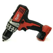 Milwaukee M18andtrade 18-volt 2601-20 Cordless 1/2 In. Compact Drill/driver Tool Only