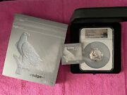 2017p 5oz Aust. Wedge-tailed Eagle Hr-reverse Proof S8 Ngc Pf 70 Mercanti