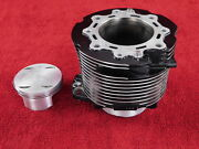 Front Cylinder W/oem Piston 04-10 Vn2000 Vn 2000 Vulcan Classic Lt Engine Jug
