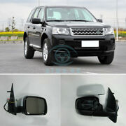 Fit For Land Rover Discovery Sport Lr2 2010-13 Car Lh+rh View Mirror Cover Trim