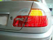 2auto Led Clear Light Lamp Tail Lights For Bmw 3 Series E46 4-door 02-05 Se610k
