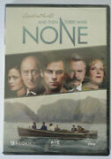 Agatha Christie And Then There Were None - New Dvd - No Sleeve/jacket