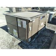 York Zr049h08d4b5baa2a2 4 Ton 2 Stage Convert. Rooftop Gas/electric Ac 12.1 Eer