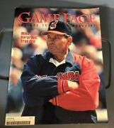 Cleveland Indians Game Face Magazine Mike Hargrove 1995