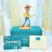 Wdcc Toy Story Story2 Woody Ceramic Figures Oh Wow Will You Look At Me Disney