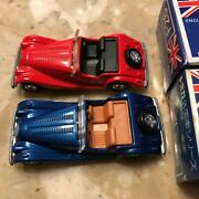 Tomica Product Blue Box F26 Color Difference Two-car Set