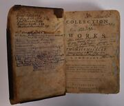 Collection Of The Works Of Thomas Chalkley In Two Parts -farrington-lawton Copy