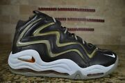 New 2008 Nike Air Pippen 1 Tar Sunset Taupe Brown Tan 325001 071 Size 11