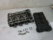 1999 Triumph Daytona 955i Cylinder Head With Cams And Cam Cover