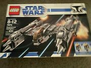 Lego Star Wars Magna Guard Starfighter 7673 New Free Ship Usa Only