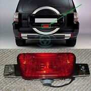For Mitsubishi Pajero 4 Montero 2007 Car Rear Tail Fog Lamp Decoration Refit