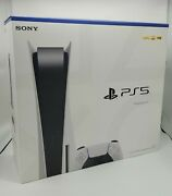 New Sony Playstation 5 Ps5 Disc Edition Video Game Console - Free Shipping