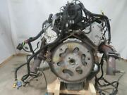 5.3 Liter Engine Motor Ls Swap Dropout Chevy Lm7 123k Complete