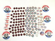 136 1968 Nixon / Agnew Presidential Election Buttons